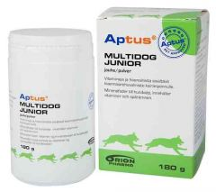 APTUS MULTIDOG JUNIOR JAUHE 180 g