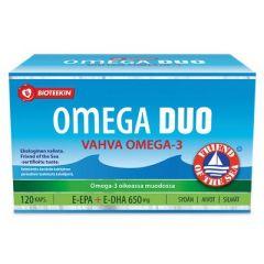 OMEGA DUO E-EPA + E-DHA 60 kaps